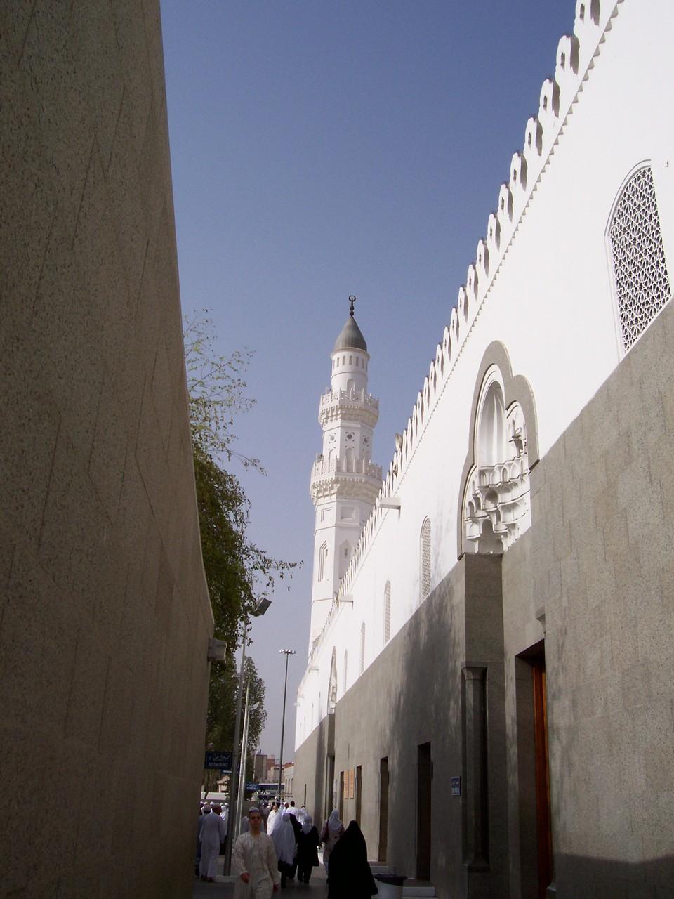 Die Quba-Moschee