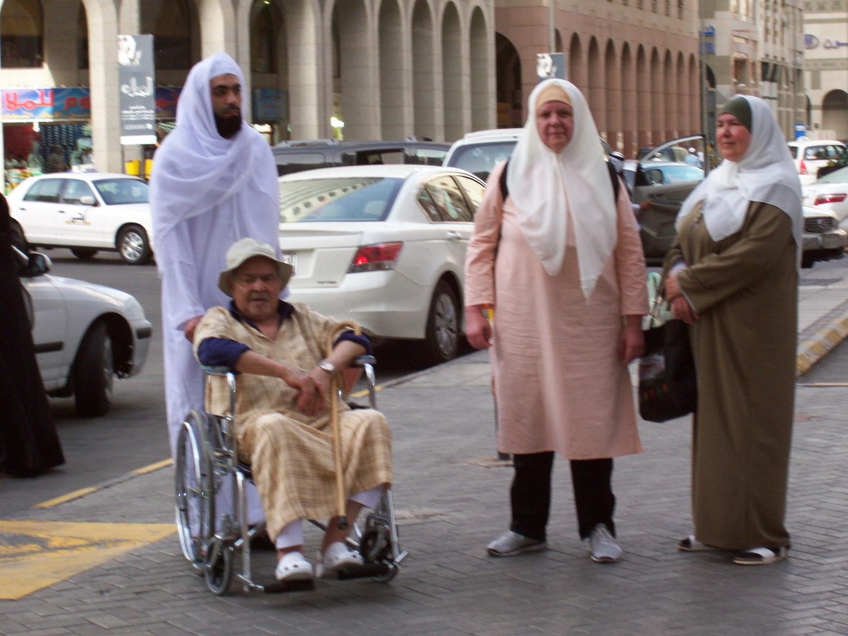 Schwiegersohn; Opa Ali, Rabia und ich