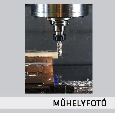 Alutechnika KFT. számára készített műhelyfotók