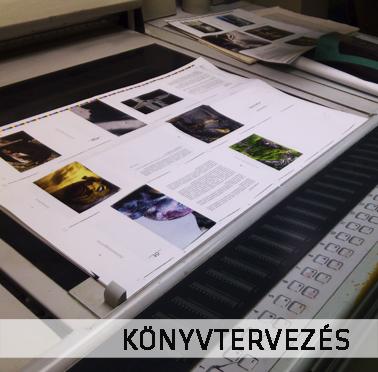 Egy könyv tervezése