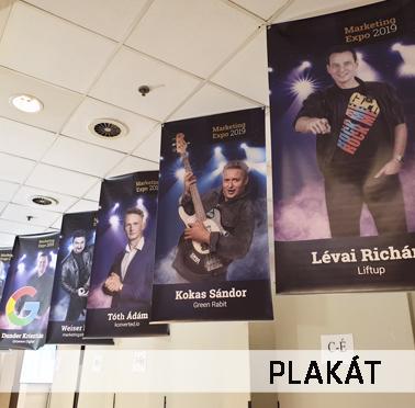 Marketing Expo 2019 plakátok