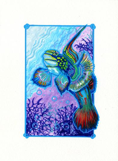 Poisson-cachemire