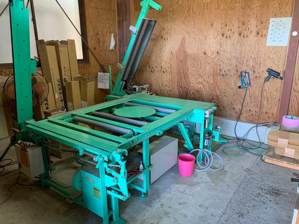 畳框縫い機
