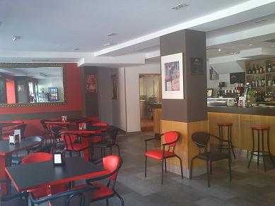 licencia café bar