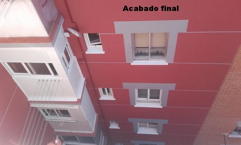 rehabilitación energética Alcorcón