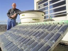 Fabrica tu propio calentador solar