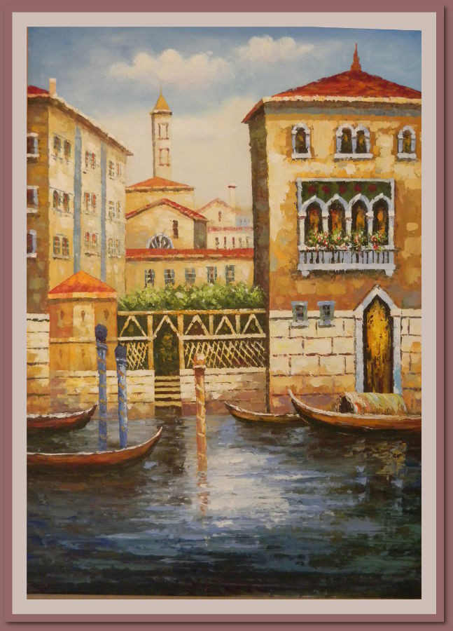 Canale - Venecia