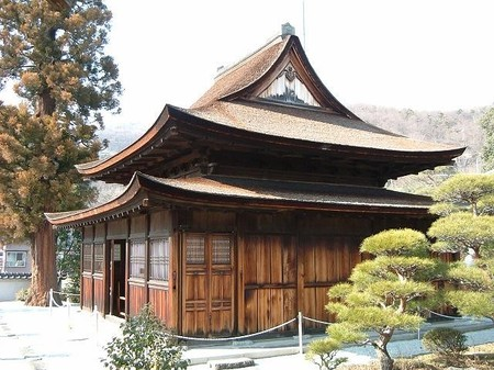 東光寺仏殿