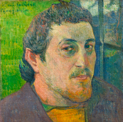 7-1-Gauguin 1888