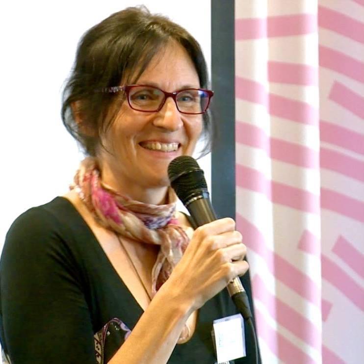 Edith C-LAFLAMME, initiatrice du congrès Écologie de l'enfance