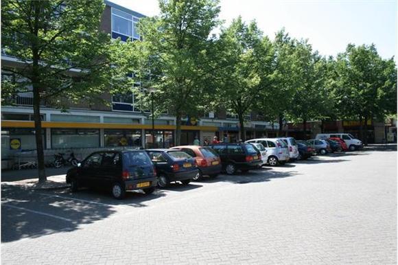 Voorzijde Maasstraat