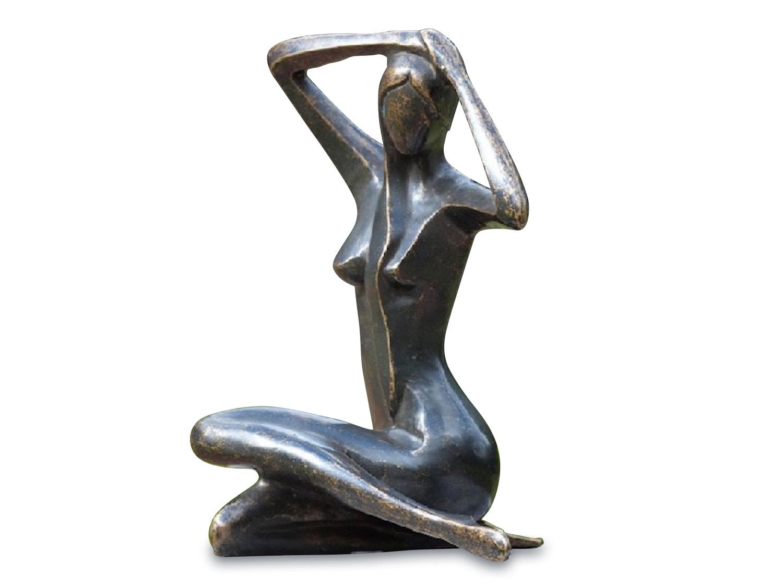 Bronzefigur GRETA