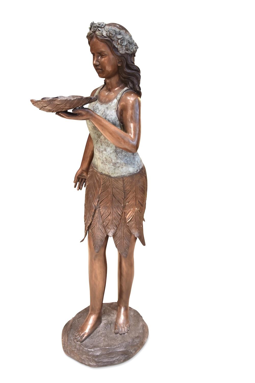 Bronzebrunnen SERAFIN