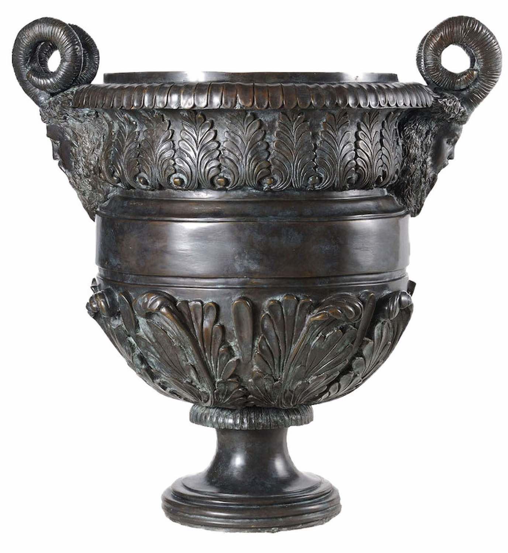 Bronzevase DUVAL