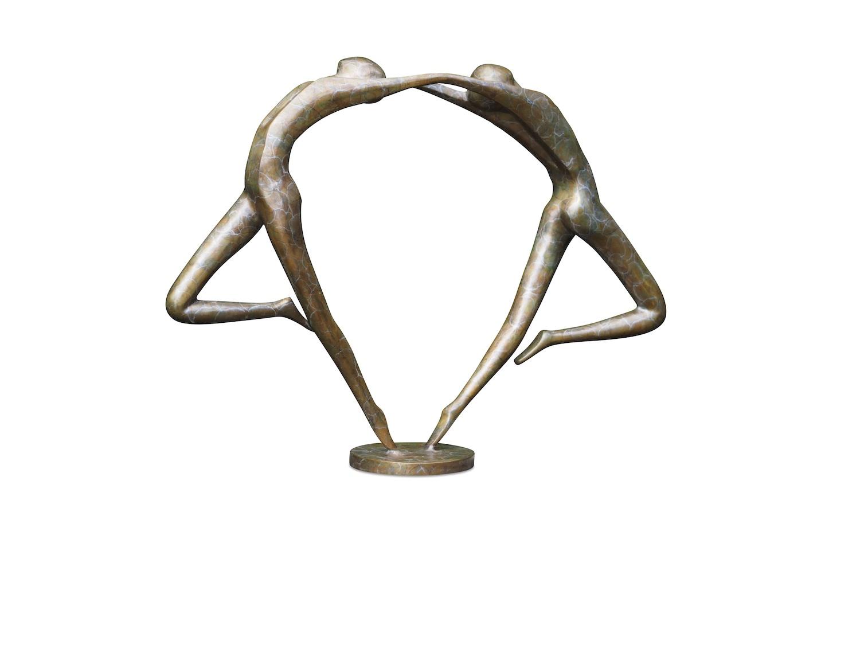 Bronzefigur TANZENDE-1