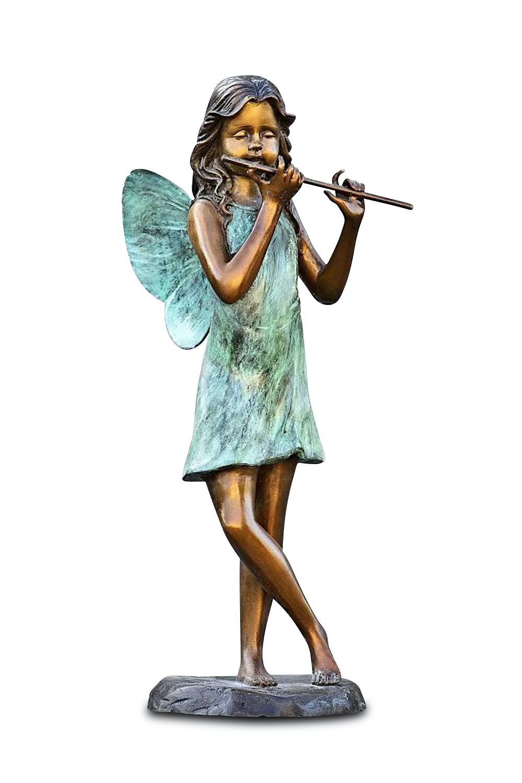 Bronzefigur Elfe LISANYA
