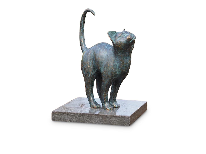 Bronzefigur LEONID, 31 cm