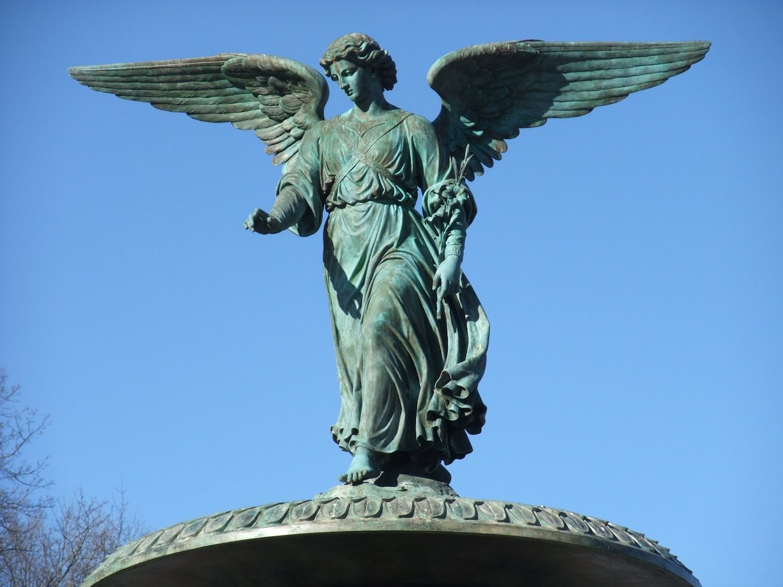 Bethesda Fountain, NYC
