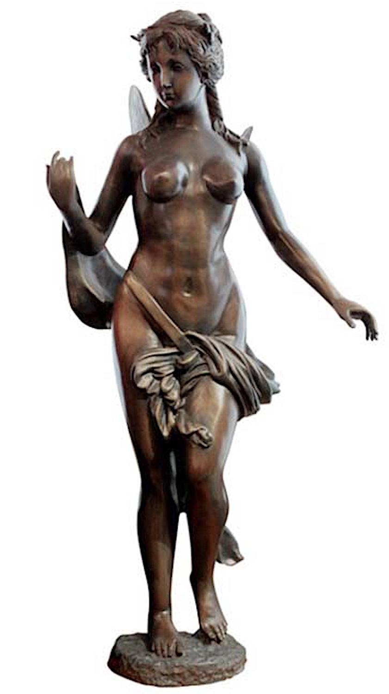 Bronzefigur MARIAM
