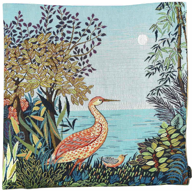 Gobelinkissen ANNE LEURENT PARADIES No. 1