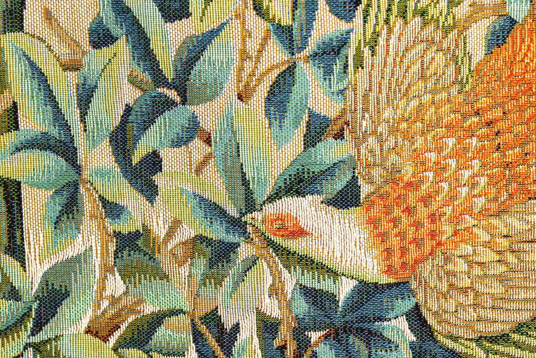 Gobelinkissen MORRIS GOLDFASAN (William Morris)