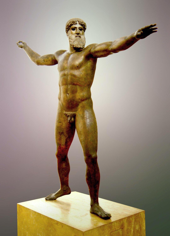 Das Original im Archäologischen Nationalmuseum Athen