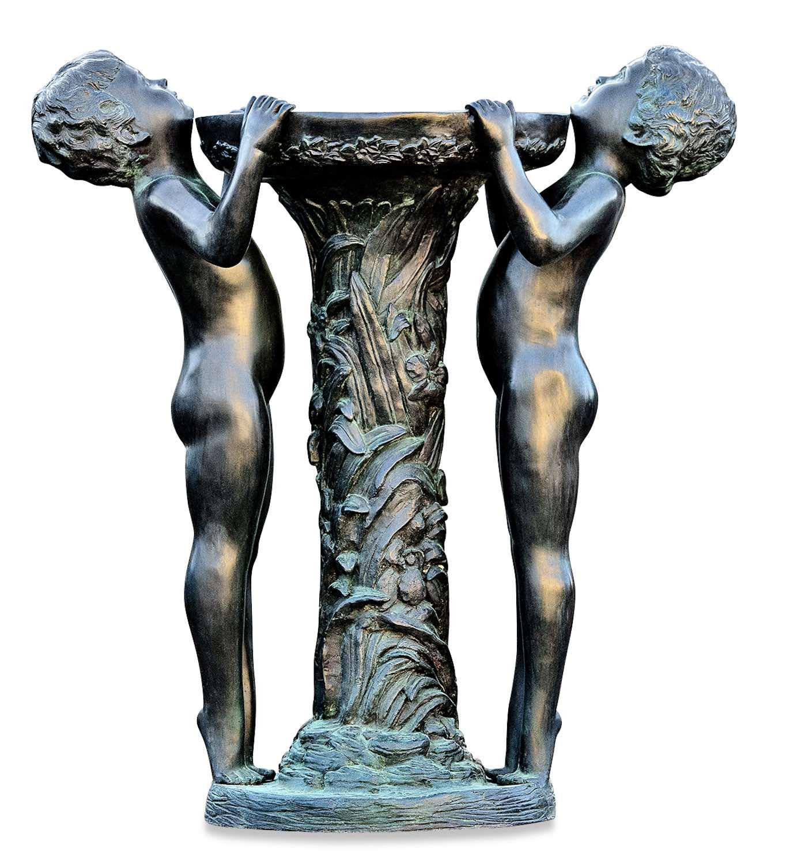 Bronzebrunnen ZEHENSPITZEN
