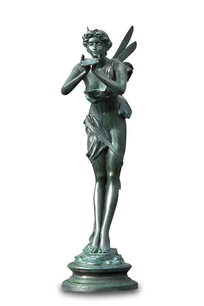 Bronzefigur SELENE