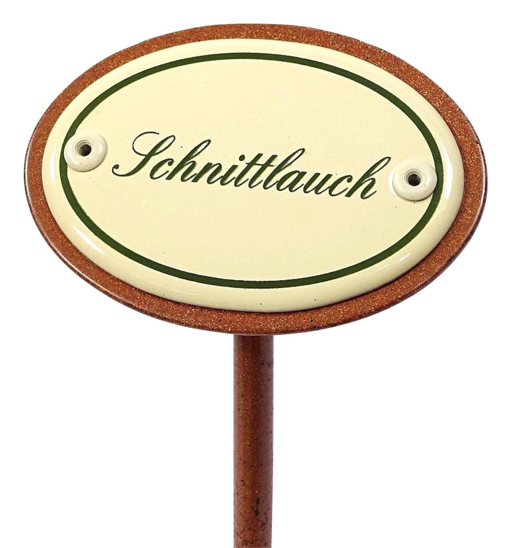 Kräuterschild SCHNITTLAUCH