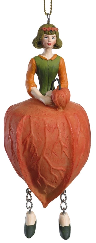 Blumenmädchen PHYSALIS orange
