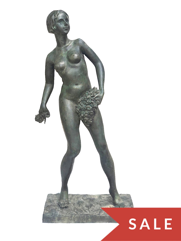 Bronzefigur HERMIONE