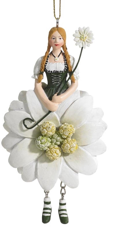 Blumenmädchen EDELWEISS