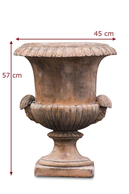 Pflanzgefäß VILLA BARCO,  57 cm