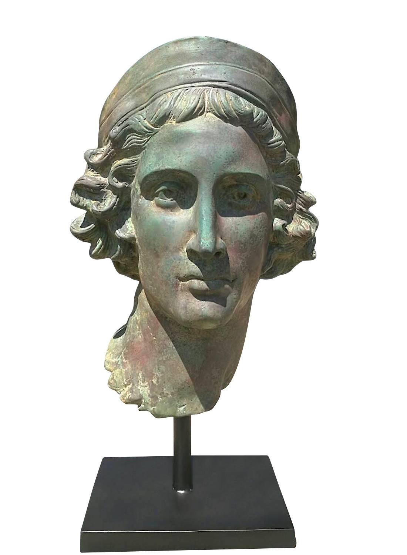 Bronzebüste CAGLI