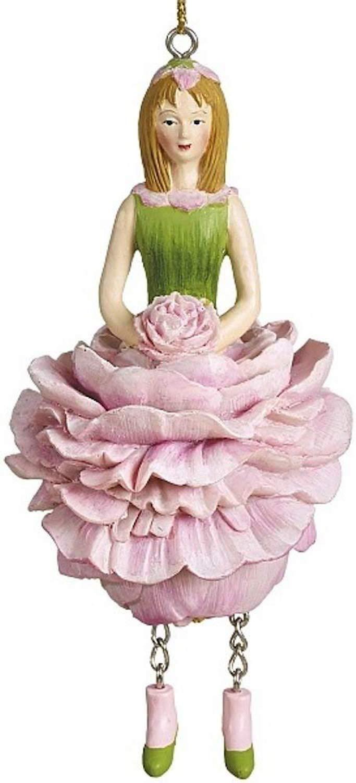 Blumenmädchen Pfingstrose rosa