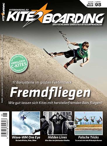 Kiteboarding.de #93