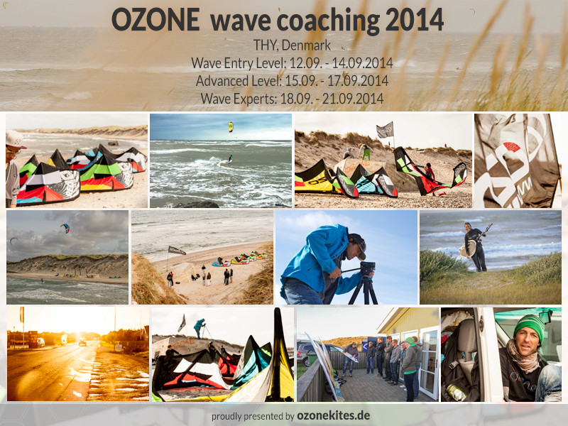 Ozone Wavecoaching