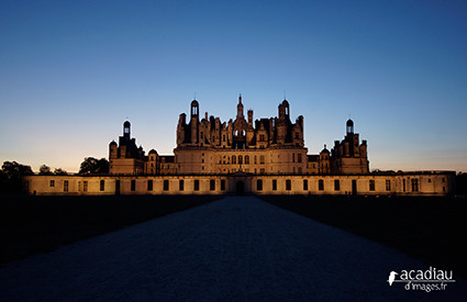 Chambord - paysage photo nature en Sologne ©Alexandre Roubalay - Acadiau d'images