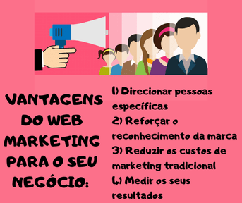 vantagens do web marketing-  negócio digital-