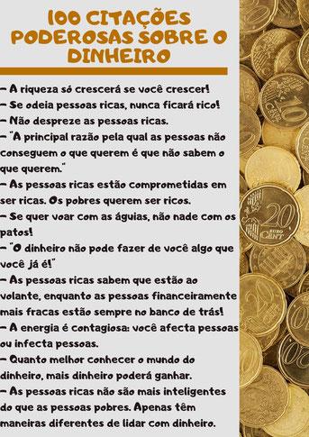 frases sobre dinheiro