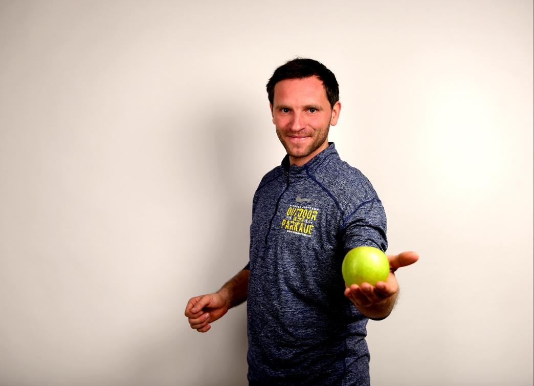 Personal- und Gesundheitstrainer Christian Wenger