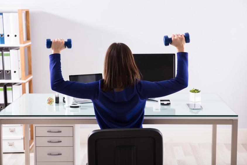 Beseitigung von Rückenbeschwerden