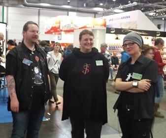Daniel Marz, Claudia Schuster, Simon Rhys Beck (Copyright Foto: Sandra Busch)