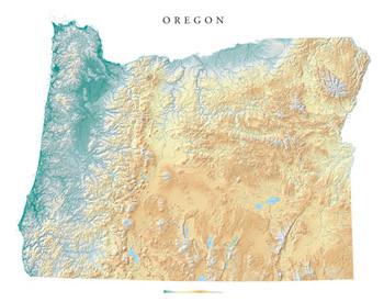 US-Bundesstaat Oregon