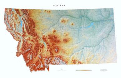 Bundesstaat Montana