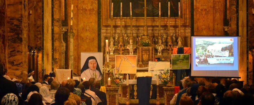 Prayer Vigil in St. Louis of the French