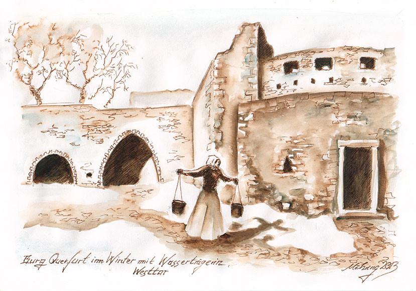 Querfurt, Moorlauge, ca. A4