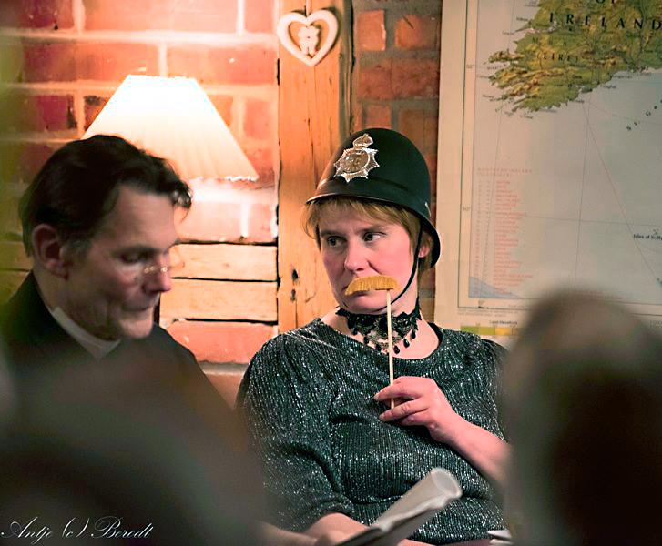 Christoph Ernst & Dagmar Möhring – Foto: Antje Berodt
