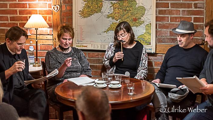 Das Ensemble – Foto: Ulrike Weber