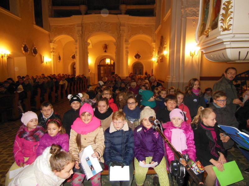 Liturgiczne wspomnienie św. Cecylii- patronki śpiewu kościelnego
